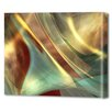 Menaul Fine Art 'Electric' by Scott J. Menaul Graphic Art on Wrapped Canvas