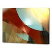 Menaul Fine Art 'Eclipse' by Scott J. Menaul Graphic Art on Wrapped Canvas