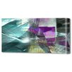Menaul Fine Art 'Jeweled Horizon' by Scott J. Menaul Graphic Art on Wrapped Canvas
