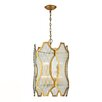 Elk Lighting Benicia 6 Light Drum Pendant
