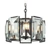 Elk Lighting Garrett 5 Light Drum Pendant