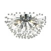 Elk Lighting Starburst 6 Light Semi Flush Mount