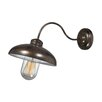 Elk Lighting Barnside 1 Light Outdoor Barn Light