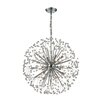 Elk Lighting Starburst 16 Light Mini Chandelier