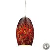 Elk Lighting Maui 1 Light Mini Pendant