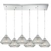 Elk Lighting Orbital 6 Light Kitchen Island Pendant