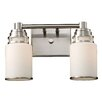Elk Lighting Bryant 2 Light Bath Vanity Light