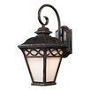 Elk Lighting Mendham 1 Light Outdoor Wall Lantern