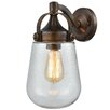 Elk Lighting Lowden 1 Light Outdoor Sconce