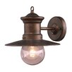 Elk Lighting Maritime 1 Light Outdoor Sconce