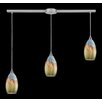 Elk Lighting Geologic 3 Light Linear Pendant