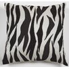 Westex Urban Loft Zebra Throw Pillow