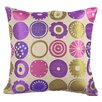 Westex Urban Loft Circles Throw Pillow