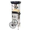 Nostalgia Electrics 2.5 oz. Vintage Kettle Popcorn Cart