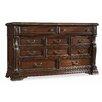 Hooker Furniture Grand Palais 10 Drawer Dresser