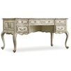 Hooker Furniture La Maison Du Travial Writing Desk with Matching Chair