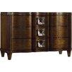 Hooker Furniture Serpentine 3 Drawer Chest