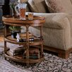 Hooker Furniture Seven Seas Oval End Table