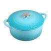Denby Cook and Dine 4.23-qt. Round Casserole