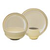 Denby Fire 4 Piece Place Setting