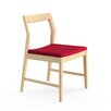 Knoll ® Marc Krusin Armless Side Chair in Beech