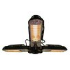 Fire Sense Umbrella Electric Patio Heater