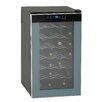 Avanti Products 28 Bottle Single Zone Freestanding Wine Refrigerator
