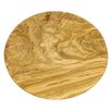 Bérard France Round Olive Wood Chopping Board