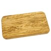 Bérard France Rectangular Olive Wood Chopping Board