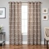 Softline Home Fashions Calika Curtain Panel