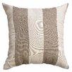Softline Home Fashions Ezra Stripe Throw Pillow