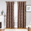 Softline Home Fashions Palatial Curtain Panel