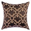 Softline Home Fashions Palatial Tile Decorative Throw Pillow