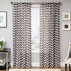 Softline Home Fashions Fortune Curtain Panel