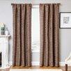 Softline Home Fashions Palatial Single Curtain Panel