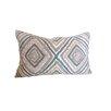 Debage Inc. Sea Side Geometric Bead Throw Pillow
