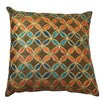 Debage Inc. Mirasol Geometric Feather Throw Pillow (Set of 2)