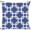 Debage Inc. Costal Geometric Throw Pillow