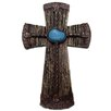 HiEnd Accents Resin Cross Wall Decor (Set of 2)