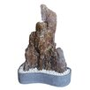 Natural Stone Rockwork Base Fountain - Screen Gems Indoor and Outdoor Fountains