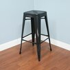 "AC Pacific 24"" Bar Stool (Set of 2)"
