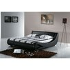 AC Pacific Queen Sleigh Bed