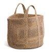 Nkuku Braided Hemp Basket