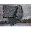Nkuku Bemba Hand-Woven Natural/Ink Area Rug