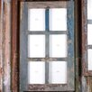 Nkuku Basu Reclaimed Wood 6 Windows Picture Frame