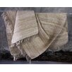 Nkuku Handgewebter Teppich Ndaka in Naturfarben