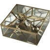 Nkuku Bequai Star Decorative Box