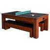 Hathaway Games Sherwood 7' Air Hockey Table