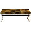 Pennisula Home Collection Co. Solomun Upholstered Bedroom Bench