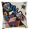 Zaida UK Ltd Kandinsky Cushion Cover